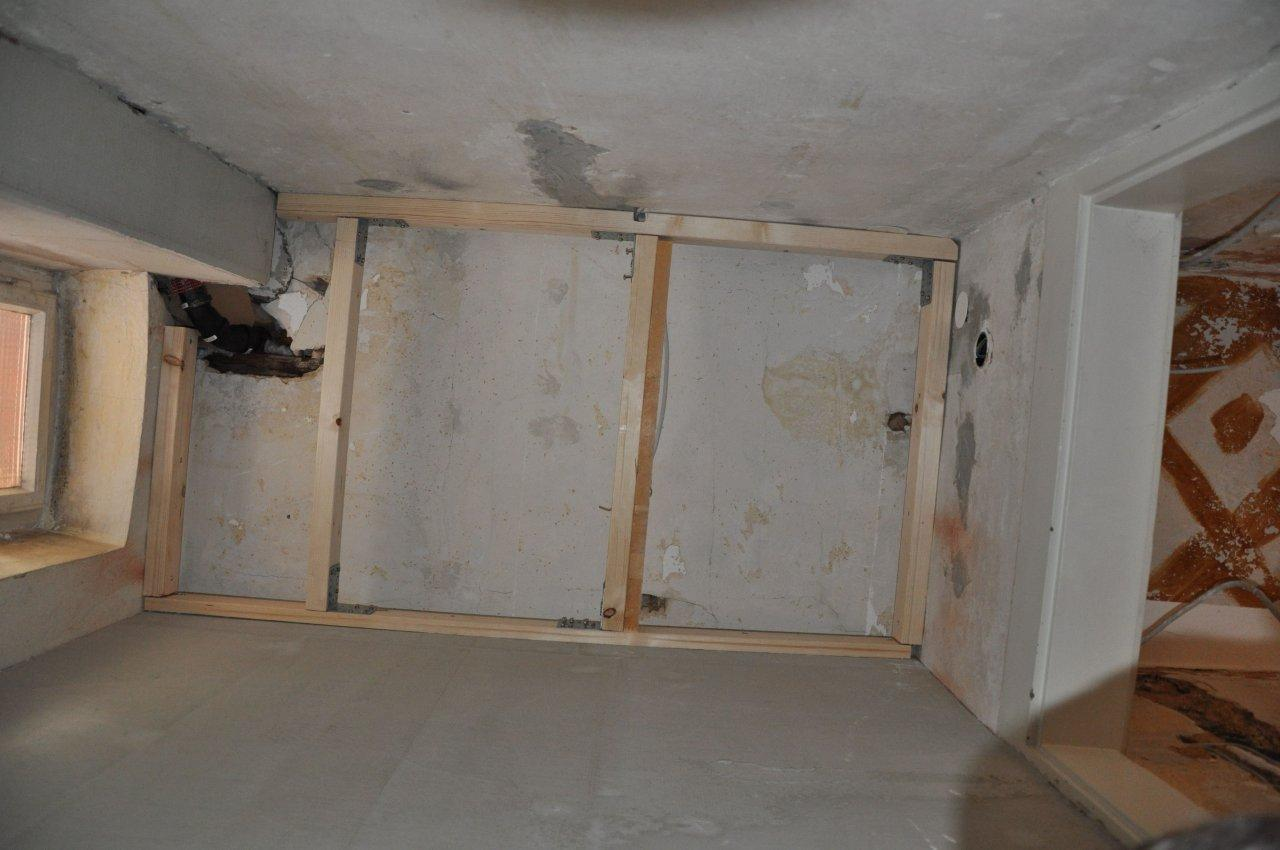 jugendstilhaus renovieren oktober 2011. Black Bedroom Furniture Sets. Home Design Ideas