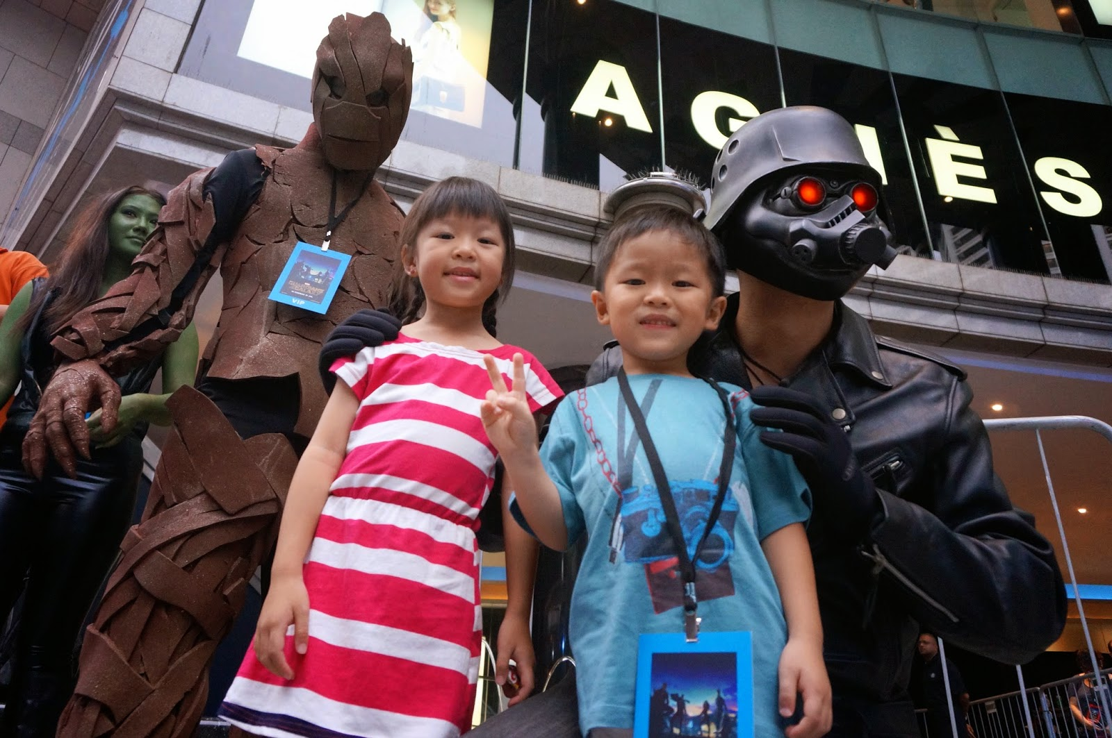 Guardians of The Galaxy Singapore