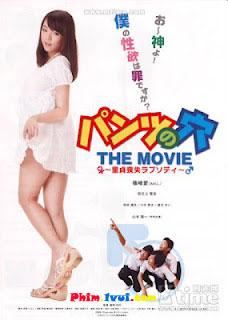 Phim Cô Bạn Cùng Trường - Pantsu No Ana The Movie: Doutei Soushitsu Rapusodi