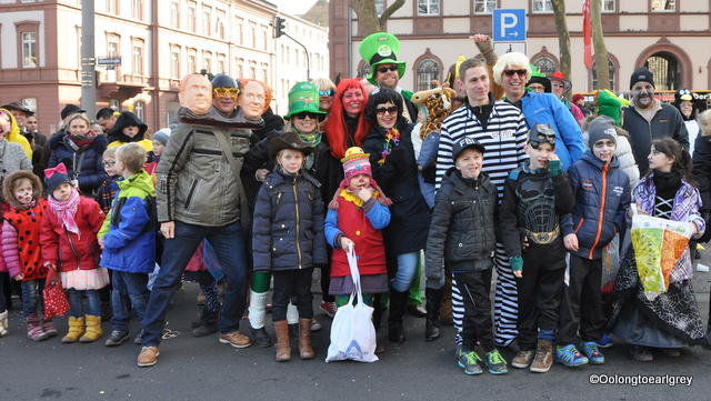 Fasching Festival Fun, Wiesbaden, Germany