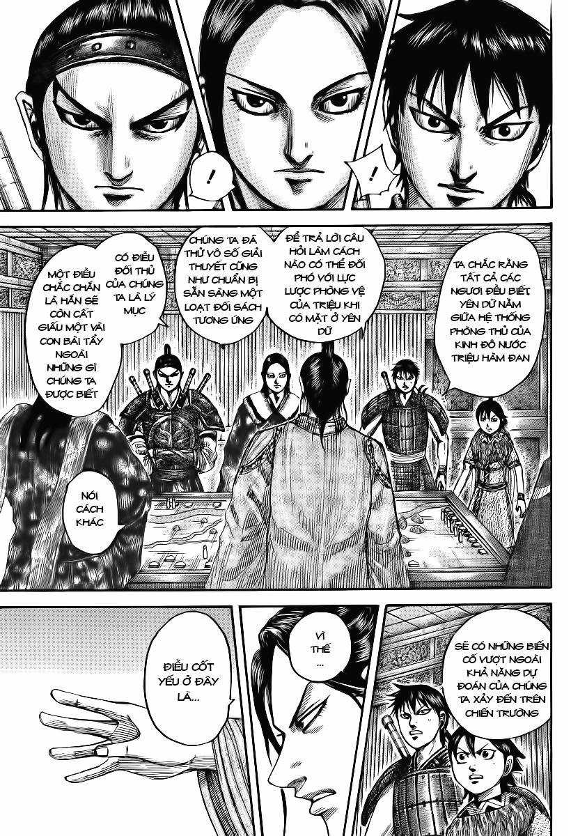 Kingdom – Vương Giả Thiên Hạ (Tổng Hợp) chap 497 page 10 - IZTruyenTranh.com