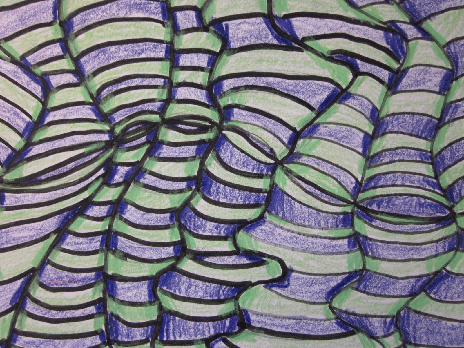 Line Design Art Project : The art teacher s closet in room line designs