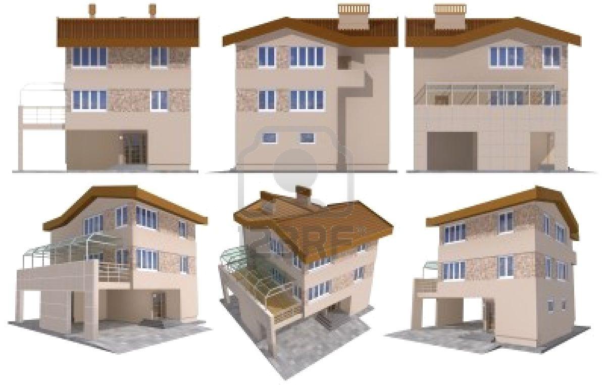 Dise o tridimensional fundamentos del dise o tridimensional - Diseno de casa en 3d ...
