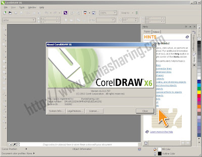 Download Corel Draw X6 Free