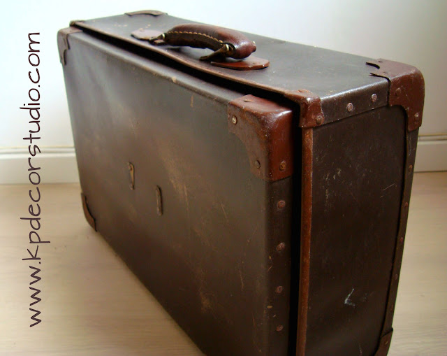 Comprar maletas vintage originales, distintas, años 30, antiguas