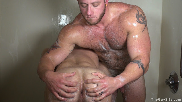 image Tied up rough straight men gay xxx john