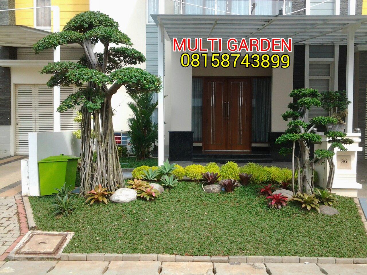 MULTI GARDEN Jasa Tukang Taman Jakarta Jakarta Barat Jakarta