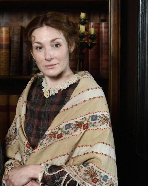 NANCY CARROLL as Mrs Piper in The Suspicions of Mr Whicher