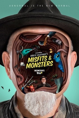 Bobcat Goldthwaits Misfits e Monsters Séries Torrent Download capa