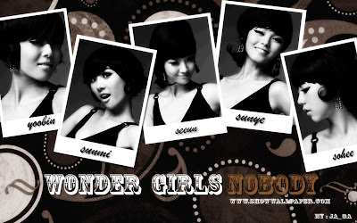 Wonder Girls Nobody