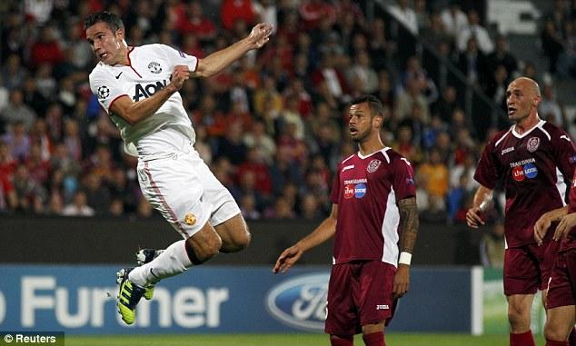 Hasil Cluj VS MU 1-2 | Rvp Cetak 2 Gol
