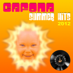 Capa do álbum Cafona Summer Hits 2012