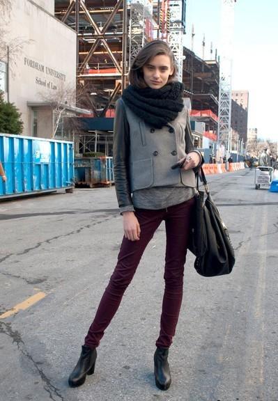 Уличная мода нью йорка