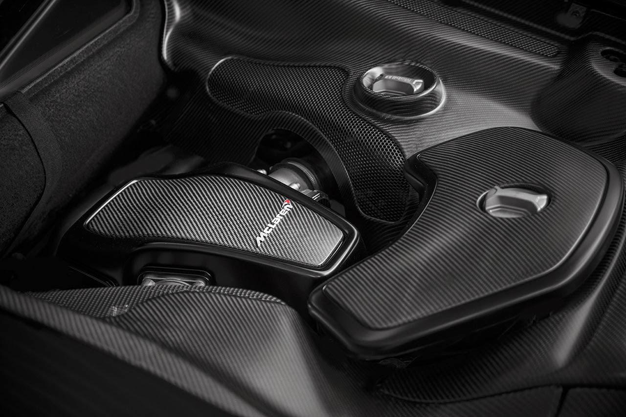 McLaren MSO 650S Coupe Concept detail