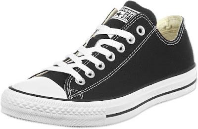Cara bedain sepatu converse yang ori dengan yang kw.