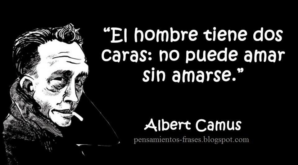 frases de Albert Camus