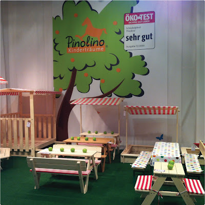 Pinolino at Kind + Jugend