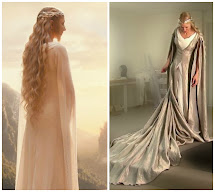 Lord of the Rings Galadriel Dresses