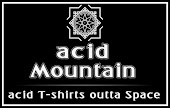 ACID MOUNTAIN - stylish T-shirts