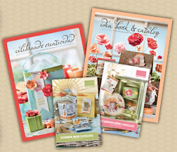Stampin Up Catalogs