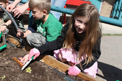 Annex+Garden - School Garden Program: Kindness Matters