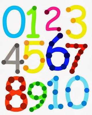 Image result for μαθαινουμε τους αριθμους