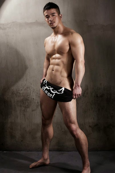 Hot Asian Muscle 14