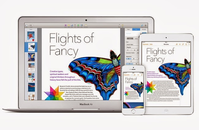 Apple to add new features in iWork's suite of applications over the next 6 months
