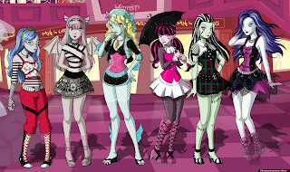Imagenes de Monster High
