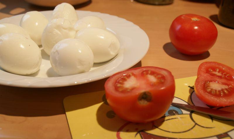 Sei kreativ fliegenpilze - Eier hart kochen ...