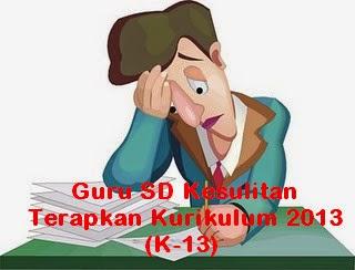 Guru SD Kesulitan Terapkan Kurikulum 2013 (K-13)