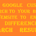 Add Google Custom Search to your blog website for better search results