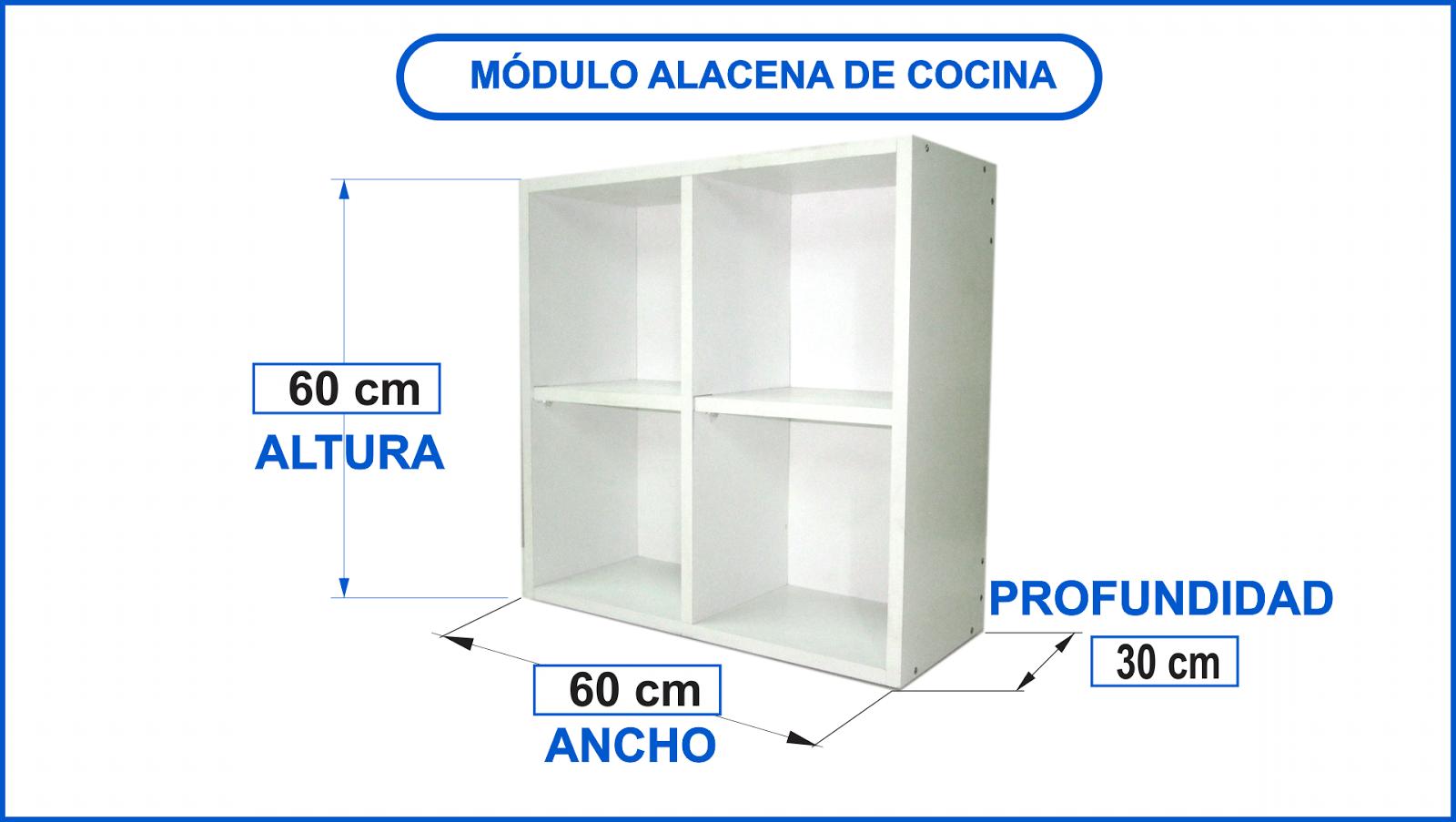 Alcym Amoblamientos para Cocinas, Muebles de cocina