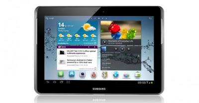 GALAXY Tab 2 10.1 Samsung Luncurkan Tiga Hp Android Terbaru