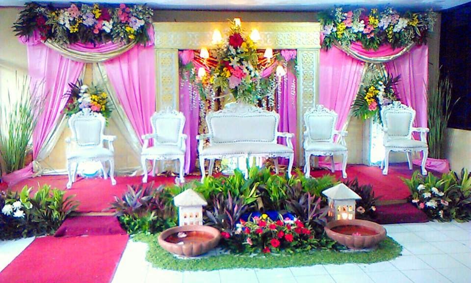 Rumah tempat wedding