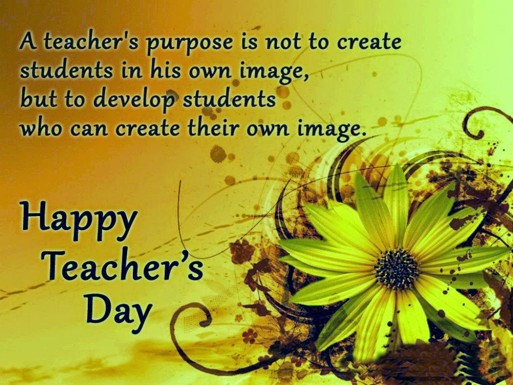 teachers day messages 2 days ago  happy teachers day 2018: quotes, wishes, messages, images, facebook and  whatsapp status tnn | updated: sep 5, 2018, 19:11 ist.