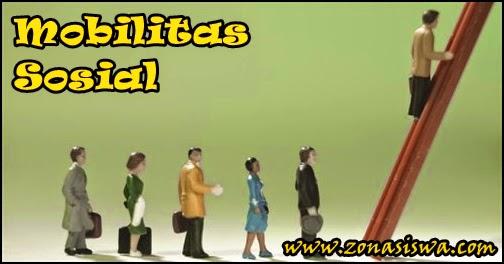 Mobilitas Sosial | www.zonasiswa.com