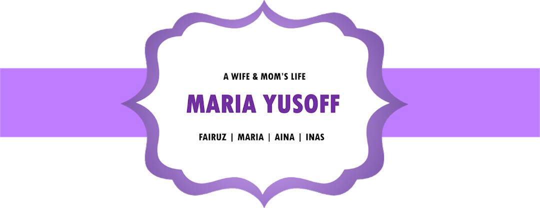 ♥ A WIFE & MOM'S LIFE ♥