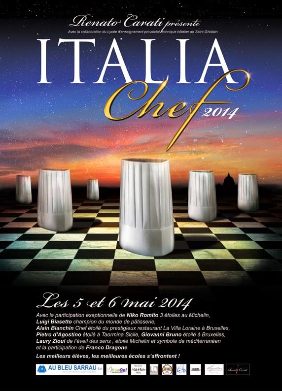 italia chef 2014, un concorso di cucina unico nel suo genere