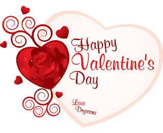 Ucapan Hari Valentin 2013