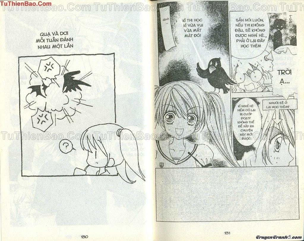 Quái Vật đáng Yêu - Love Monster Chap 42 Trang 15