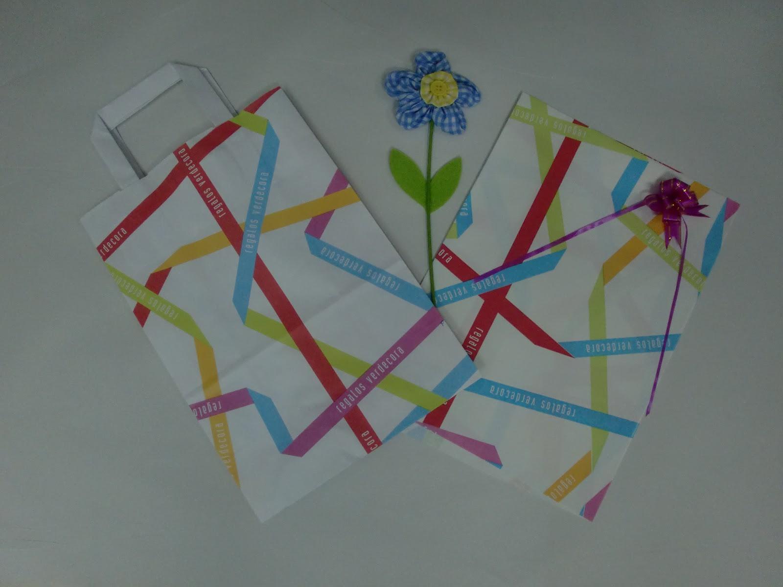 Blog fiesta paper envolvemos ilusiones verdecora papel for Verdecora paterna