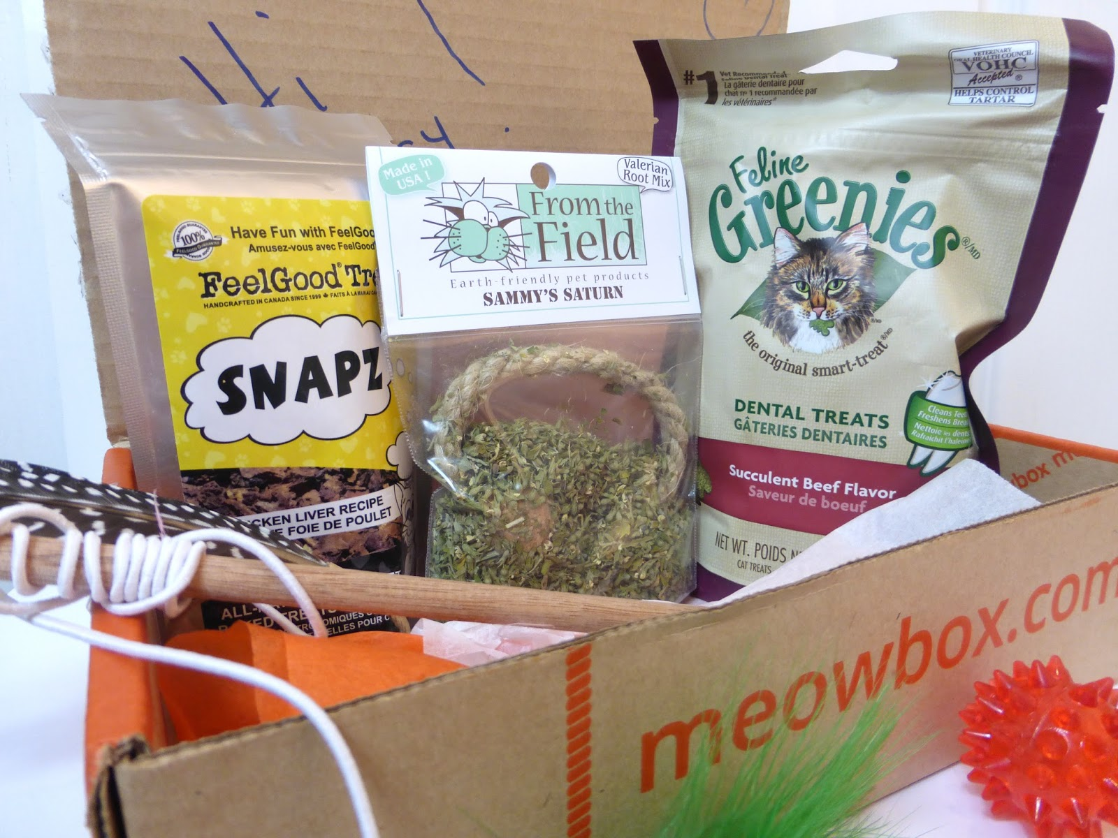 Meowbox - The Original Subscription Box for Cats!