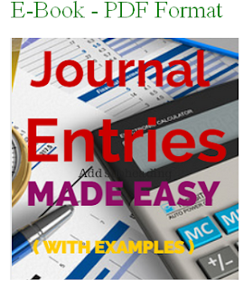 Journal Entries eBook[Simplified]