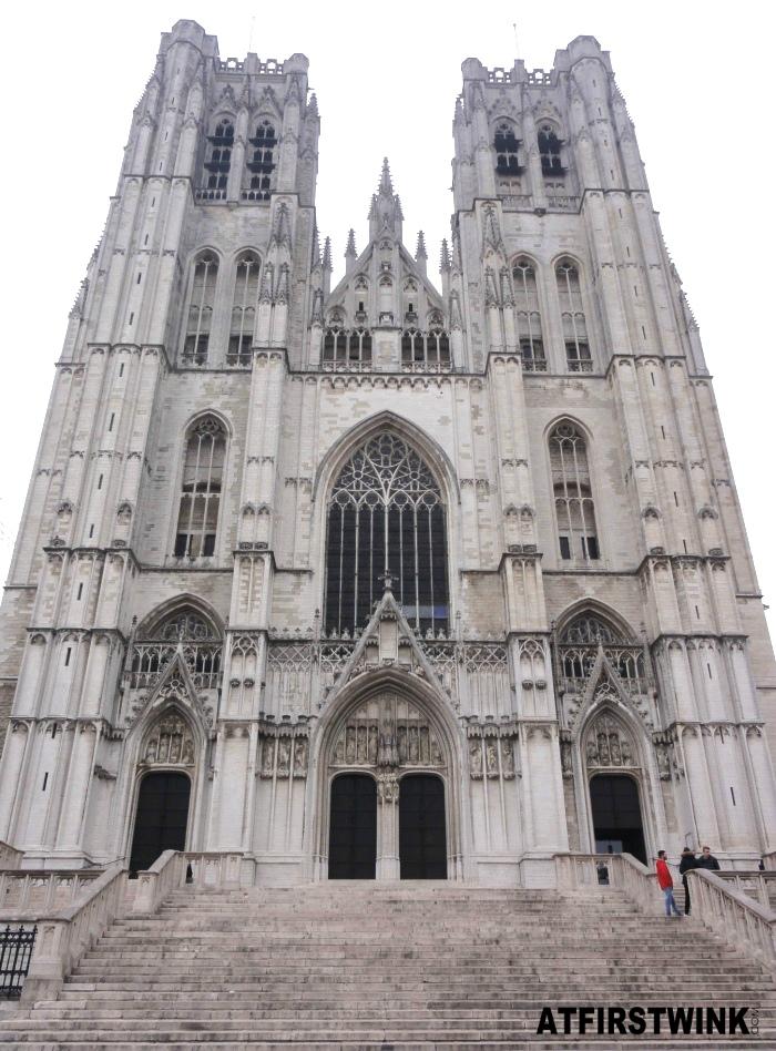 Saint Michael and Saint Gudula cathedral (Sint-Michiels- en Sint-Goedelekathedraal)