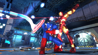 Marvel Avengers Battle for Earth Gamescom Screenshots Wii U Kinect