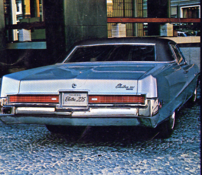 1969 Buick Electra 225 For Sale: Old Cars Canada: 1969 Buick