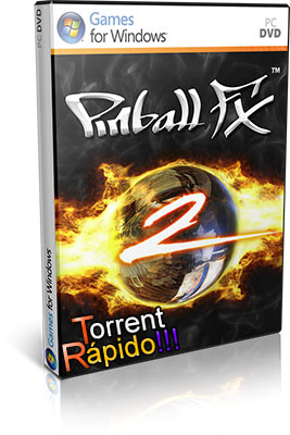 Download da Capa 3D do Game Pinball FX2 PC BY Torrent Rápido!!!