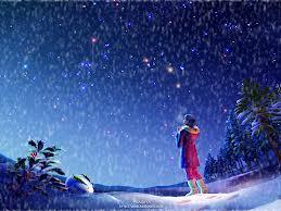 Cara Membuat Animasi Hujan Salju