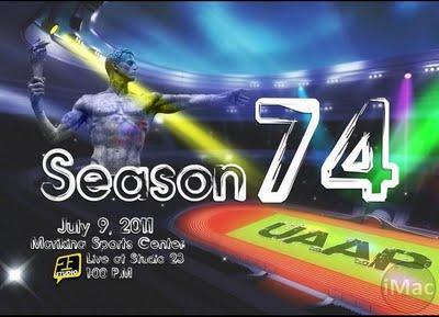 uaap schedule season 76   Smells Like Chlorine